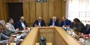 دیدار علی دارابی با استاندار کرمانشاه برای آخرین رایزنی های برگزاری دومین جشنواره پویانمایی