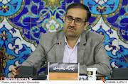 بهزاد رشیدی در نشست خبری پنجمین جشنواره فیلم و عکس فناوری و صنعتی