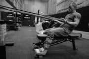 تمرینات سخت «دنیل کریگ» با وجود مصدومیت شدید