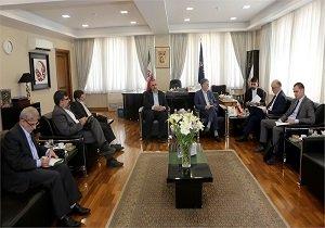 دیدار وزیر فرهنگ و ارشاد اسلامی با سفیر کرواسی