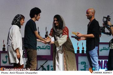 عکس/ اختتامیه شانزدهمین جشنواره فیلم کوتاه نهال