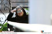 فرشته طائرپور در مراسم افتتاح خانه سینما شماره سه