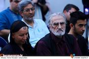 فریدون شهبازیان در مراسم زادروز عباس کیارستمی