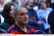 حبیب اسماعیلی در مراسم زادروز عباس کیارستمی