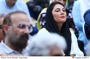 لاله اسکندری در مراسم زادروز عباس کیارستمی