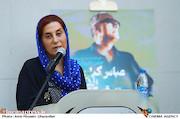 سخنرانی فاطمه معتمدآریا در مراسم زادروز عباس کیارستمی