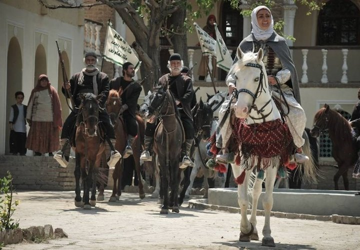 فیلم بانوی سردار