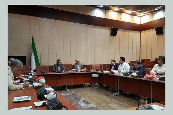 جلسه شورای مدیران سازمان سینمایی
