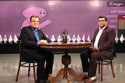 حضور سیدعباس فاطمی در برنامه تلویزیونی «پویانگار»