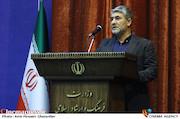سخنرانی محمد حمیدی مقدم در آیین تکریم و معارفه مدیران سازمان سینمایی
