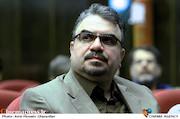 مهران عباسی انارکی در آیین تکریم و معارفه مدیران سازمان سینمایی