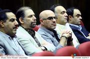 رامین حیدری فاروقی در آیین تکریم و معارفه مدیران سازمان سینمایی