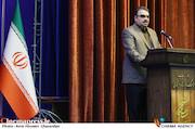 سخنرانی مهران عباسی انارکی در آیین تکریم و معارفه مدیران سازمان سینمایی