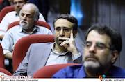 هاشم میرزاخانی در آیین تکریم و معارفه مدیران سازمان سینمایی