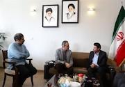 شهرام کرمی و سعید اسدی