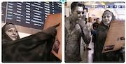 اجرای «مرد نقرهای» در ایستگاههای مترو تهران+ تصاویر