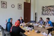 جلسه دفتر یونیسف ایران