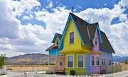خانه های کارتونی