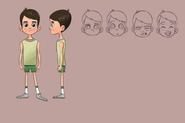 انیمیشن تیزپا