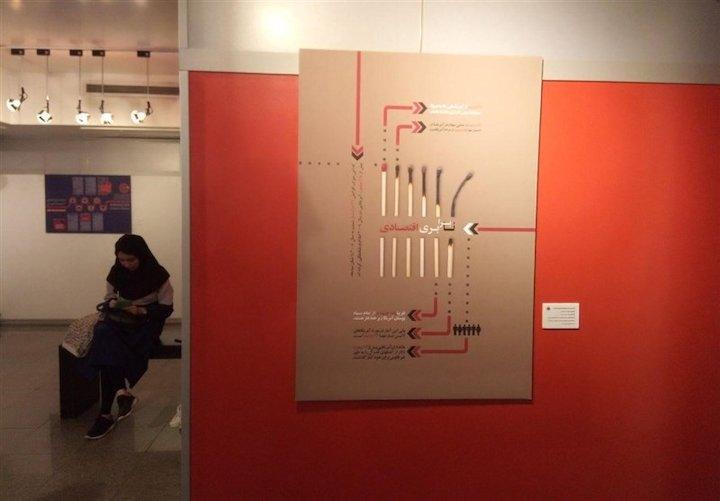 تحقیر حقوق بشر آمریکایی توسط دانشجویان هنر