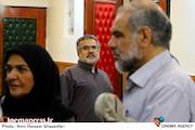 جواد شمقدری در مراسم تکریم و معارفه مدیرعامل انجمن سینمای انقلاب و دفاع مقدس