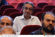 اکبر سنگی در مراسم تکریم و معارفه مدیرعامل انجمن سینمای انقلاب و دفاع مقدس
