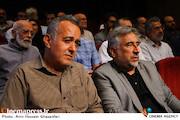 محمد دینی در مراسم تکریم و معارفه مدیرعامل انجمن سینمای انقلاب و دفاع مقدس