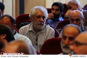 کامران ملکی در مراسم تکریم و معارفه مدیرعامل انجمن سینمای انقلاب و دفاع مقدس