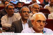 محسن علی اکبری در مراسم تکریم و معارفه مدیرعامل انجمن سینمای انقلاب و دفاع مقدس