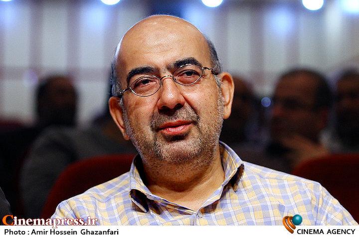 پرویز فارسیجانی در مراسم تکریم و معارفه مدیرعامل انجمن سینمای انقلاب و دفاع مقدس