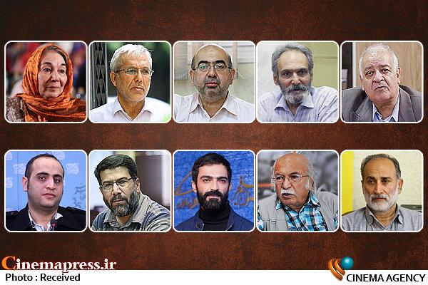 بهمنی-آقامحمدیان-الماسی-فارسیجانی-اخلاقی راد-گیتی-سلطانی-قرایی مقدم-معصومی