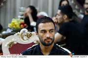 امیر جدیدی در مراسم تقدیر از نامزدهای بیست و یکمین جشن سینمای ایران