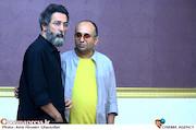 مازیار میری و سعید ملکان در مراسم تقدیر از نامزدهای بیست و یکمین جشن سینمای ایران