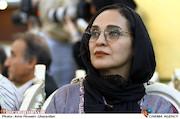 رویا نونهالی در مراسم تقدیر از نامزدهای بیست و یکمین جشن سینمای ایران