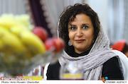 فرشته صدرعرفایی در مراسم تقدیر از نامزدهای بیست و یکمین جشن سینمای ایران