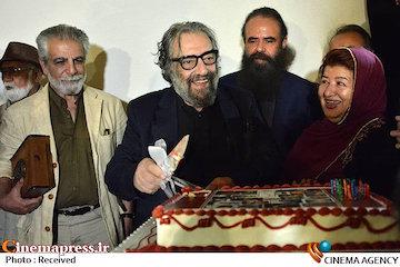 جشن تولد «مسعود کیمیایی»