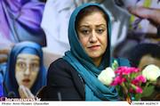 فاطمه هاشمی در نشست خبری مجموعه تلویزیونی «محرمانه»