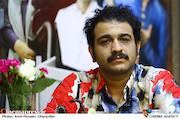 جواد خواجوی در نشست خبری مجموعه تلویزیونی «محرمانه»