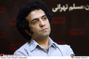مسلم تهرانی در نشست خبری مجموعه تلویزیونی «محرمانه»