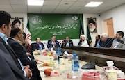 جلسه افتتاح مجتمع شورای حل اختلاف ویژه فرهنگ، هنر و رسانه