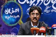 محسن دلیلی در نشست خبری سی و دومین جشنواره فیلم های کودکان و نوجوانان