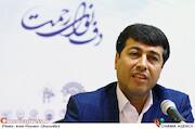 امین مرادی در نشست خبری نهمین جشنواره بین المللی «دف نوای رحمت»