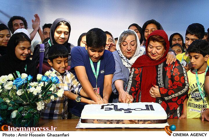 عکس/ مراسم افتتاحیه سومین المپیاد فیلمسازی نوجوانان ایران