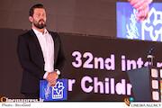 مراسم افتتاحیه سی و دومین جشنواره بین المللی فیلم های کودکان و نوجوانان