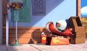 انیمیشن کوتاه ماشین سکه ای