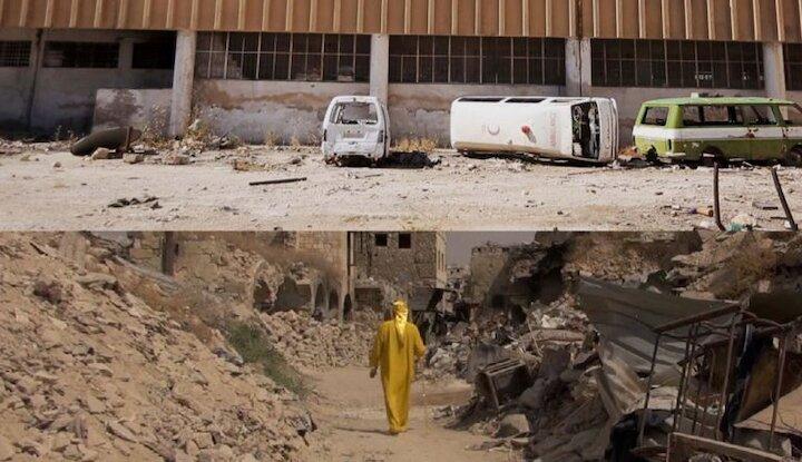 مستندهای شبیهسازی آقای زرد و حلب سکوت جنگ