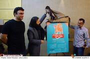 نشست خبری و رونمایی از پوستر نمایش عاشورایی «غریبه شام»