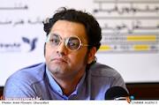 مهدی یارمحمدی در نشست رسانهای هفتمین جشنواره فیلم مستقل «خورشید»