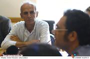 رهبر قنبری در نشست رسانهای هفتمین جشنواره فیلم مستقل «خورشید»