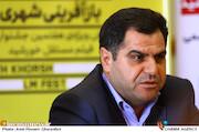 مجید روستا در نشست رسانهای هفتمین جشنواره فیلم مستقل «خورشید»